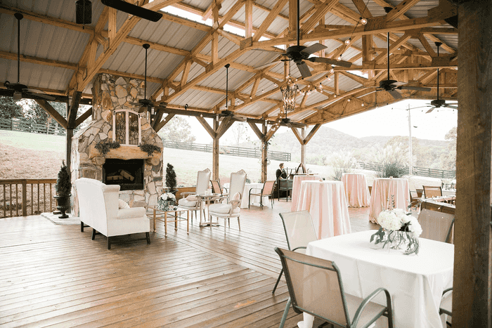 6 Breathtaking Wedding Venues in the North Georgia Mountains